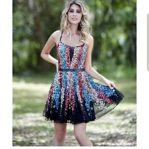 Primavera 2019 HoCo dress